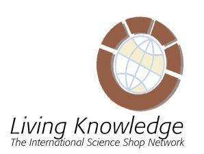 logo for living knowledge