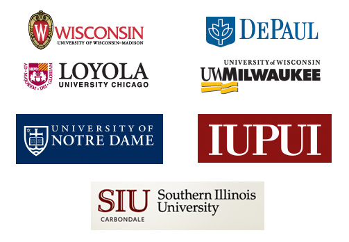 logos of participating institutions